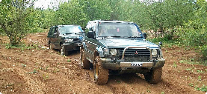 4x4 off road driving centre locations, sussex