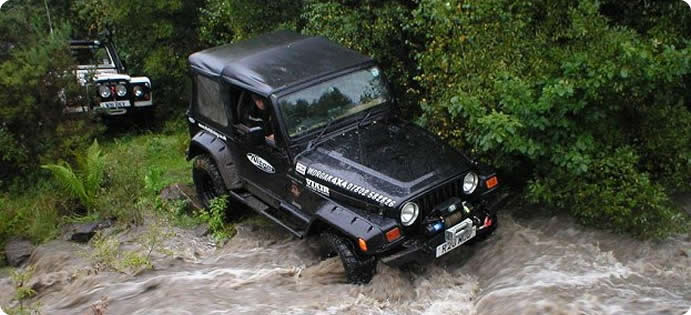 4x4 Offroad driving, Sussex