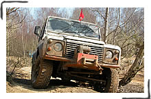 4x4 Off Road Driving Tuition